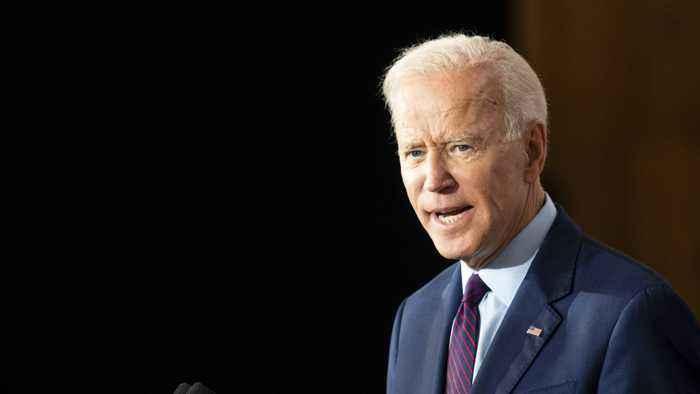 Biden Gives Speech In Iowa Ahead Of Iowa State Fair