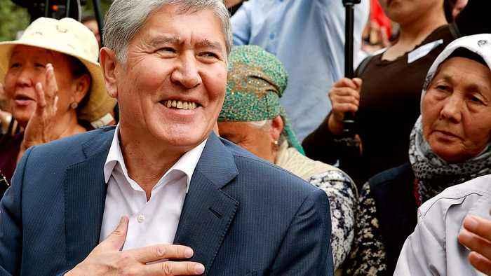 Kyrgyzstan detains Atambayev after deadly skirmish