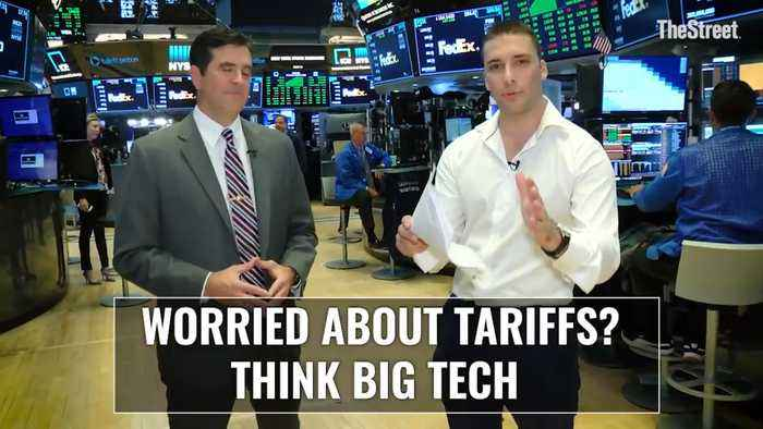 Worried About Tariffs? Why This Trader Likes FAANG, Disney, Adobe