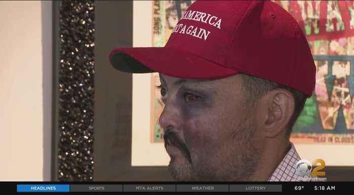President Trump Sends Man New MAGA Hat