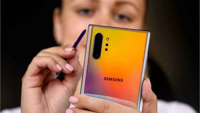 Samsung Launches New Galaxy Smartphones