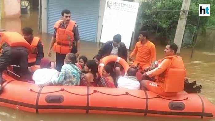 Rahul Gandhi calls up Kerala CM over floods in his LS constituency, Wayanad