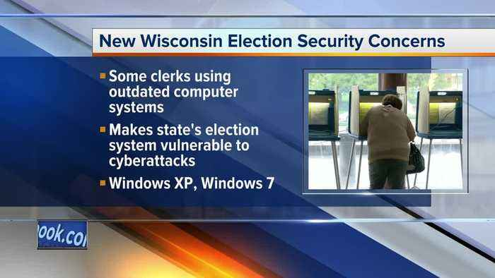 New Wisconsin election security concerns ahead of 2020 election