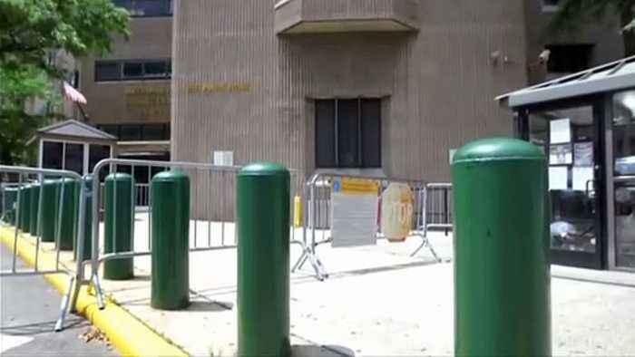 Accused sex trafficker Jeffrey Epstein dead from suicide in Manhattan prison