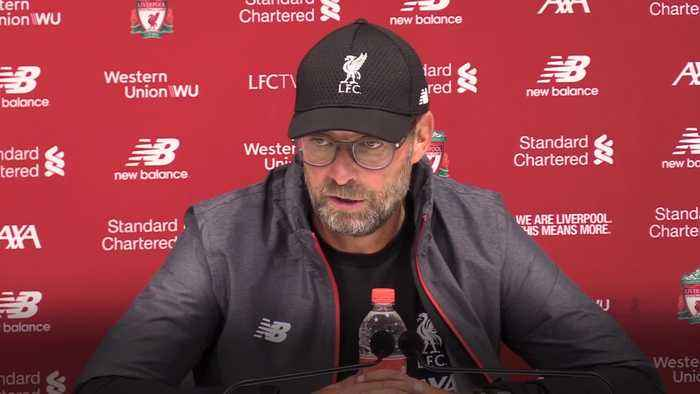 Klopp discusses Alisson injury following Norwich win