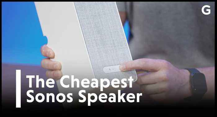 Here Are The Best Things About Sonos' Cheapest Speaker