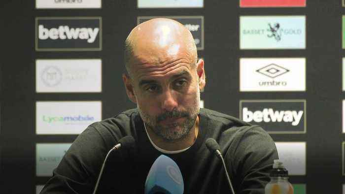 Pep Guardiola: I only hope that VAR does not make mistakes