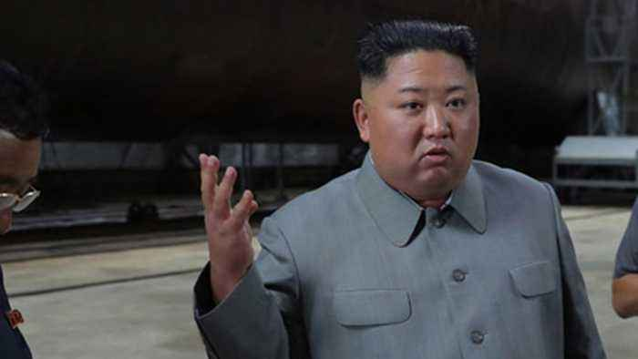 Kim Jong Un Reportedly Oversaw New Weapon