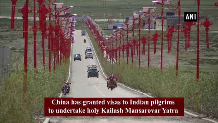 Chinese Government builds reception centres for Kailash Mansarovar pilgrims