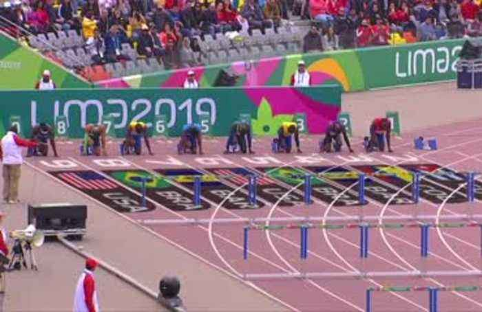 Caribbeans Brathwaite and Peters shine with Pan Am Games gold