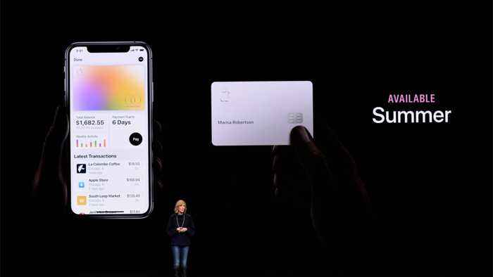Apple Card Changes Color Based On Purchases