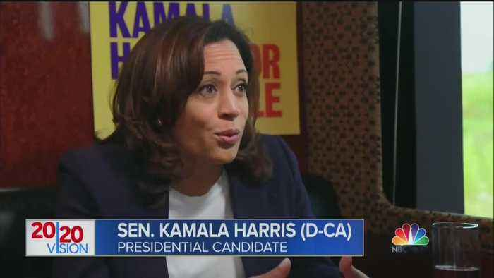 Kamala Harris - Children Afraid To Go To School Because Of Trump's ICE Raids