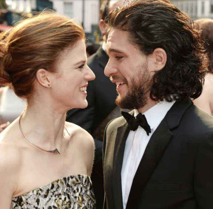 These two played star-crossed lovers on Game of Thrones - and they're married IRL