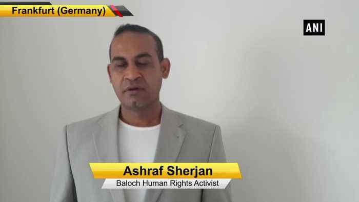 Baloch activist urges world to wish 'Independence Day instead of Eid Mubarak to Balochis