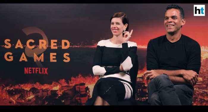 Netflix's Sacred Games season 2: Vikramaditya Motwane, Kalki Koechlin on Maa Anand Sheela comparisons