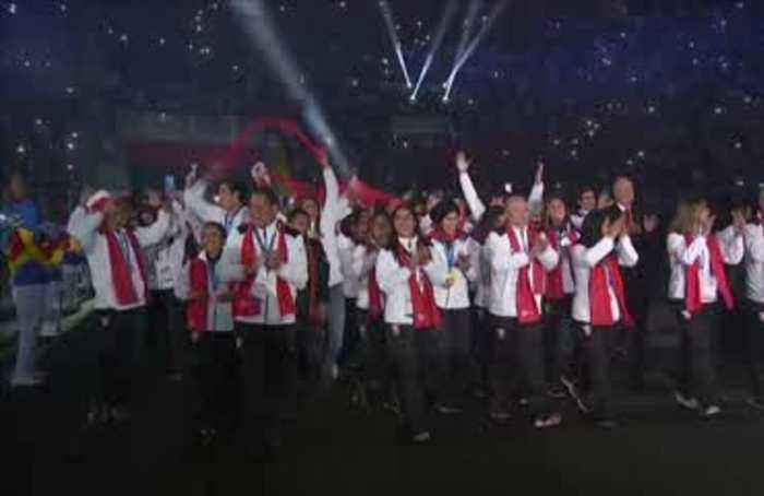 The Panam Games draw to a close