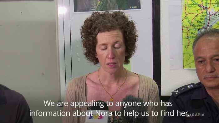 Missing Nora Quoirin's mother makes heartfelt appeal as £10,000 reward offered