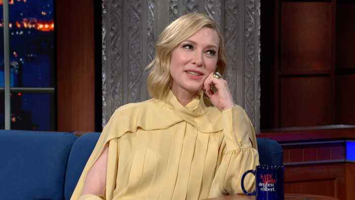 Cate Blanchett Was Briefly Mistaken For Kate Upton