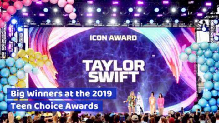 Who Won At The 2019 Teen Choice Awards