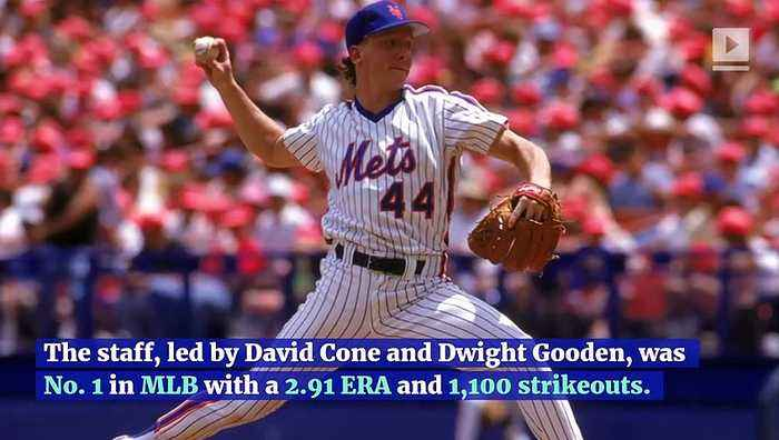 Top 5 Rotations in MLB History