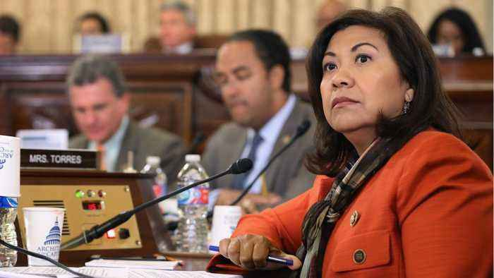 Representative Norma Torres Says New Immigration Rule Would Target People Of Color