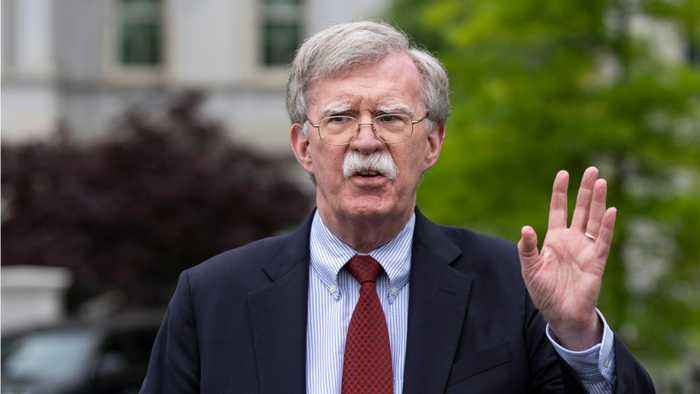 John Bolton Says The US Will Support A No-Deal Brexit