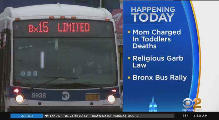 Rally For Better Bronx Bus Service