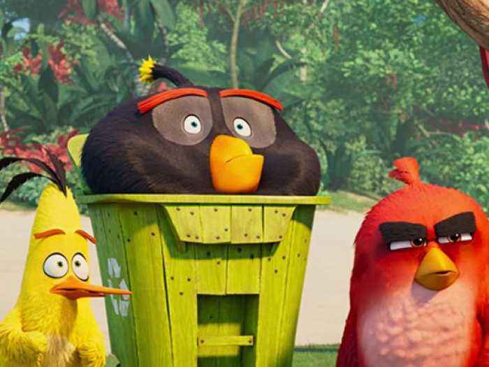 The Angry Birds Movie 2: Movie Review