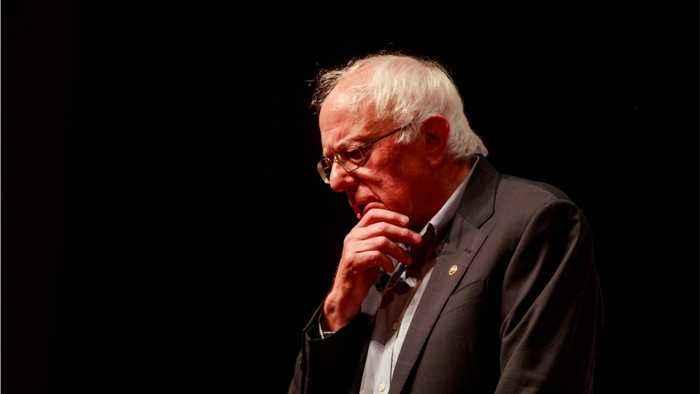 Sanders Accuses Washington Post On 'Bizarre Conspiracy'