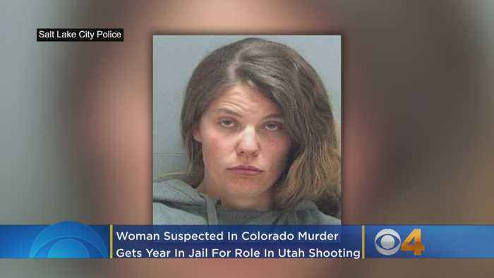 Woman Suspected In Colorado Murder Gets Year In Jail For Role In Fatal Utah Shooting
