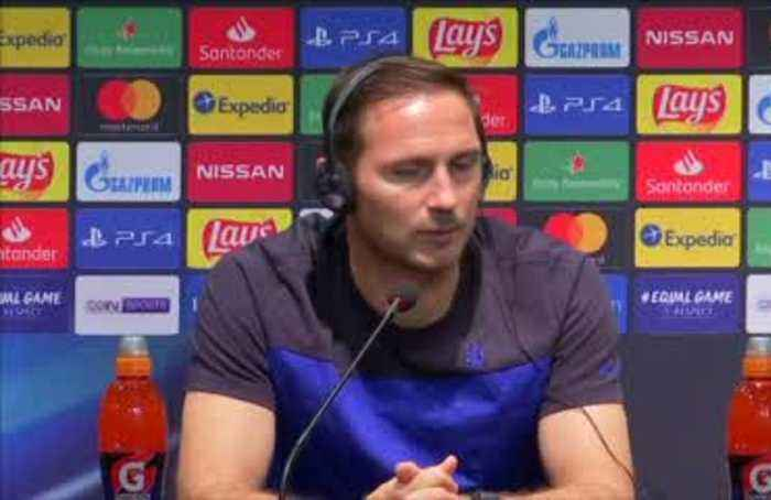 Lampard says Chelsea need to 'move on' from Hazard exit