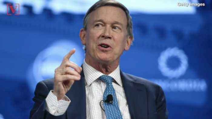 Group Calls on John Hickenlooper to Run for CO Senate Seat, Ditch Presidential Race