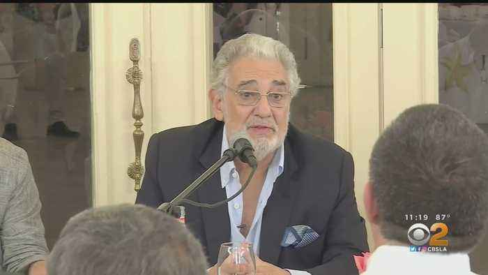 'Accusations Are Cheap': Opera Enthusiast Dismisses Sexual Misconduct Allegations Against Placido Domingo