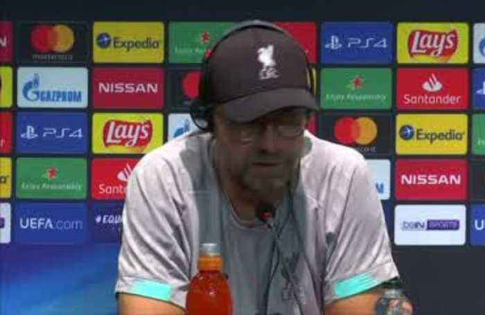 Klopp hails female ref for Super Cup as 'historic moment'