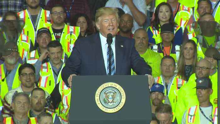 President Trump Takes Credit For Beaver County Cracker Plant Announced In 2012
