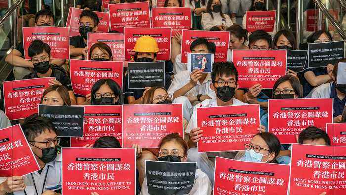 How the Hong Kong Protests and a Volatile August Could Impact Markets