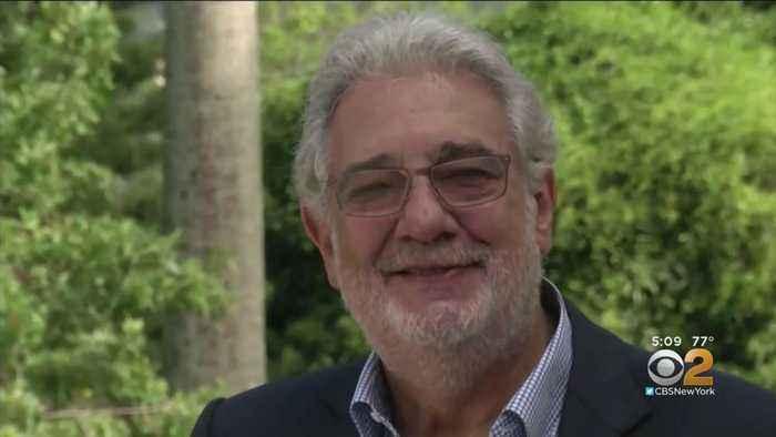 Placido Domingo Accused Of Sexual Harassment