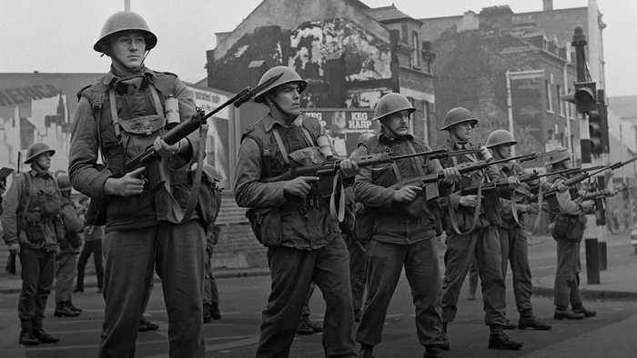 Operation Banner: 50 years since British Army campaign started in Northern Ireland