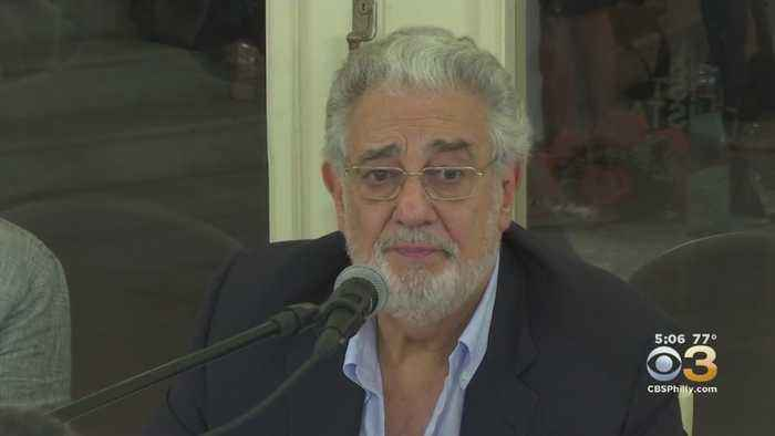 Placido Domingo Will Not Perform With Philadelphia Orchestra Amid Sex Harassment Allegations