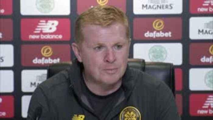 Lennon bemoans passive Celtic