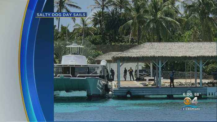 Jeffrey Epstein's Private Island In U.S. Virgin Islands Raided By FBI & Police