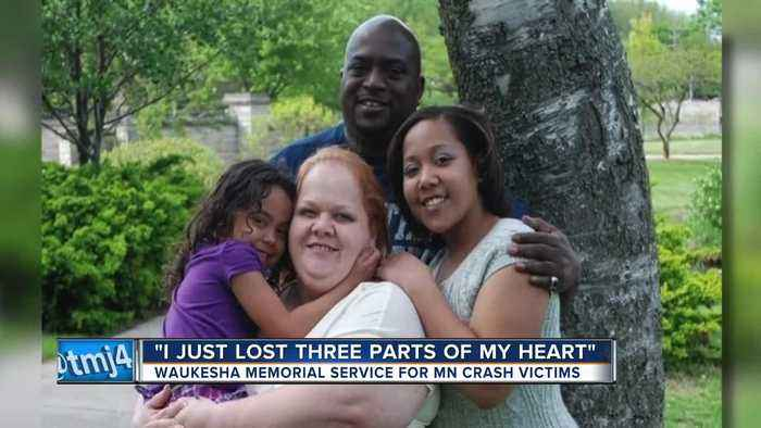 Grandfather of three killed in MN crash mourns