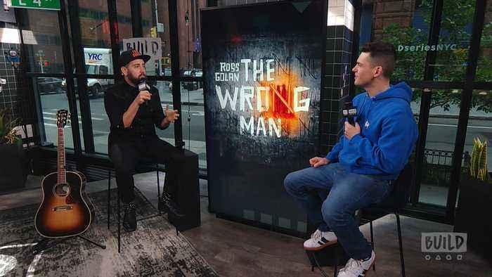 Ross Golan Discusses His Album, 'The Wrong Man'