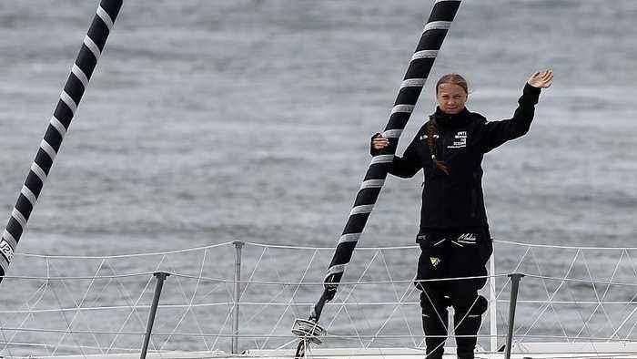 The Brief: Greta Thunberg sets sail across the Atlantic