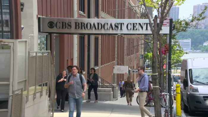 CBS and Viacom are getting back together again