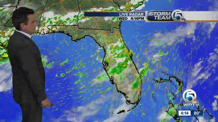 Updated Wednesday forecast