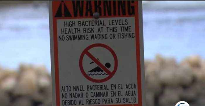 No swim advisories at four local beaches