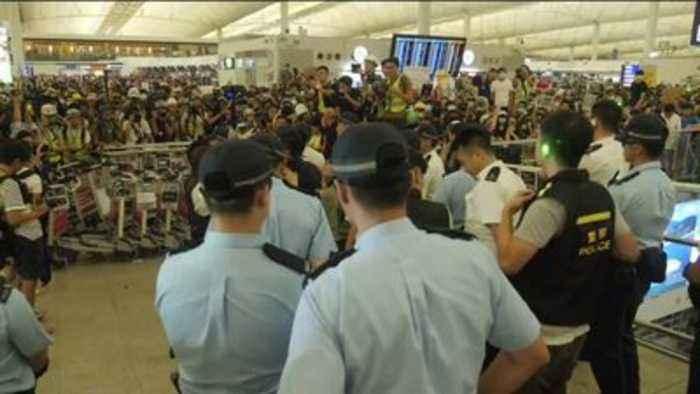 Hong Kong on 'path of no return'