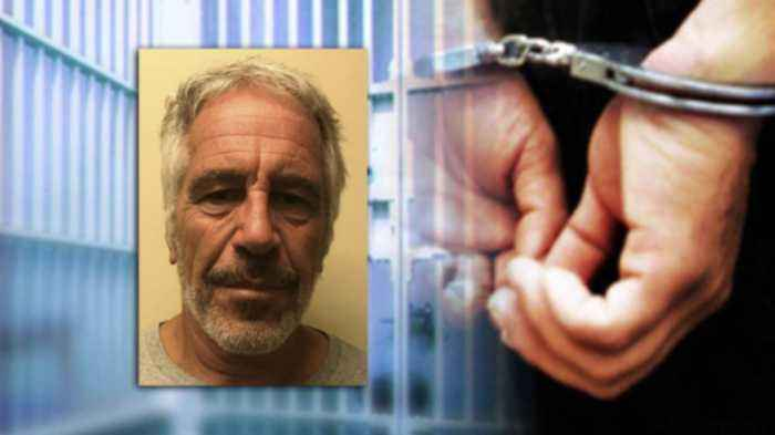 Jeffrey Epstein jail guards suspected of falsifying logs