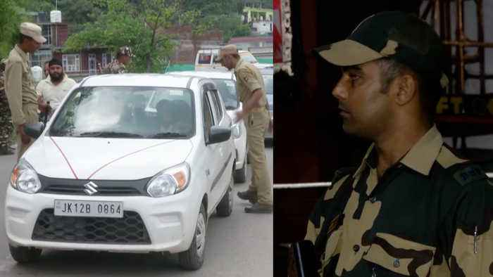 Security tightened in Delhi, J&K ahead of 73rd Independence Day